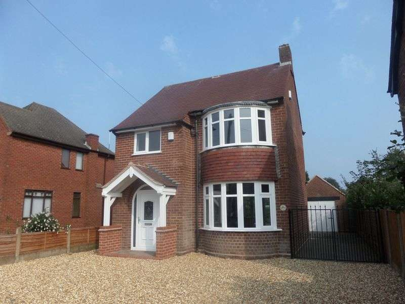 4 Bedrooms Detached House for sale in Water Street, Burntwood