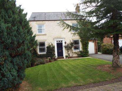 House for sale in Watermill Close, North Stainley, Ripon, North Yorkshire