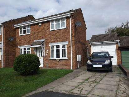 3 Bedrooms Semi Detached House for sale in Welland Grove, Willenhal, West Midlands