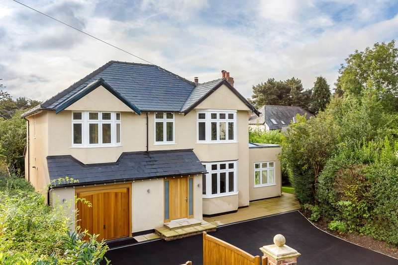 4 Bedrooms Detached House for sale in Knutsford Road, Alderley Edge