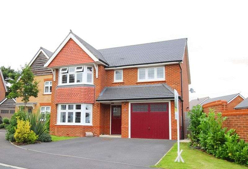 4 Bedrooms Detached House for sale in Ashfield Way, Swanside, Liverpool, L14
