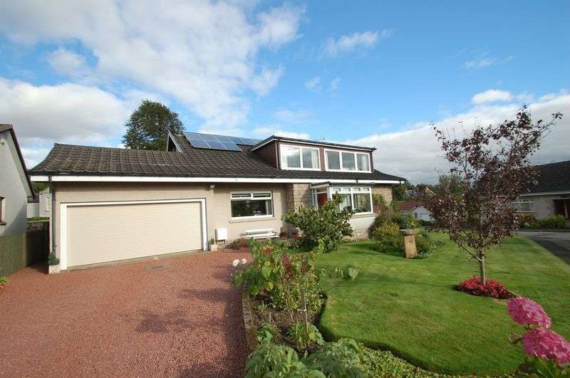 4 Bedrooms Detached House for sale in Friarsfield Road, Lanark