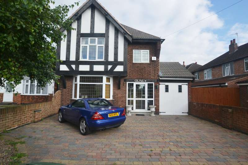 3 Bedrooms Detached House for sale in Melton Road, Leicester