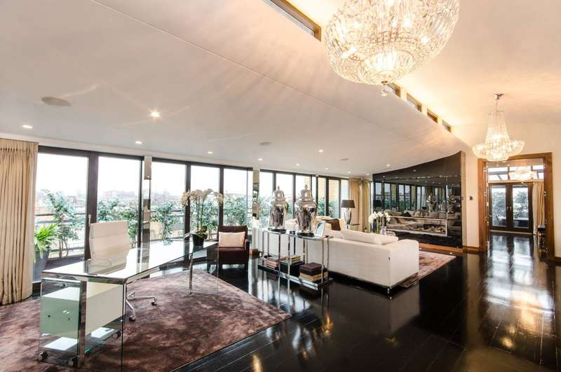 Penthouse in  Harrington Road  Kensington  SW7  Richmond