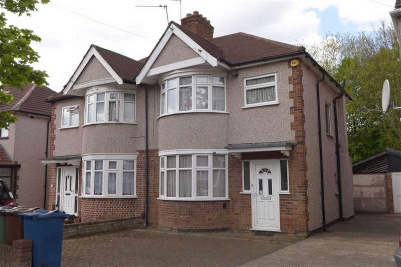 Semi Detached in  Kenmore Avenue  Harrow  Middlesex  HA3  Richmond