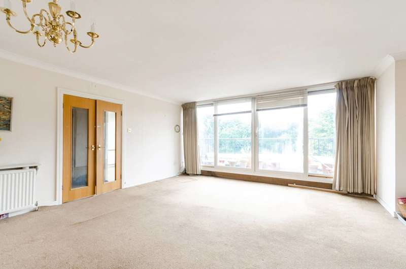 Penthouse in  Putney Hill  London  SW15  Richmond