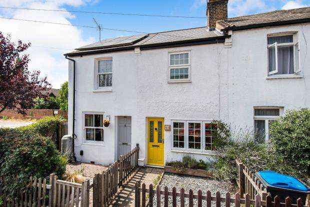 Terraced house in  Hampden Road  Kingston Upon Thames  Surrey  KT1  Richmond