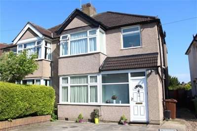 Semi Detached in  Park Crescent  Harrow  HA3  Richmond