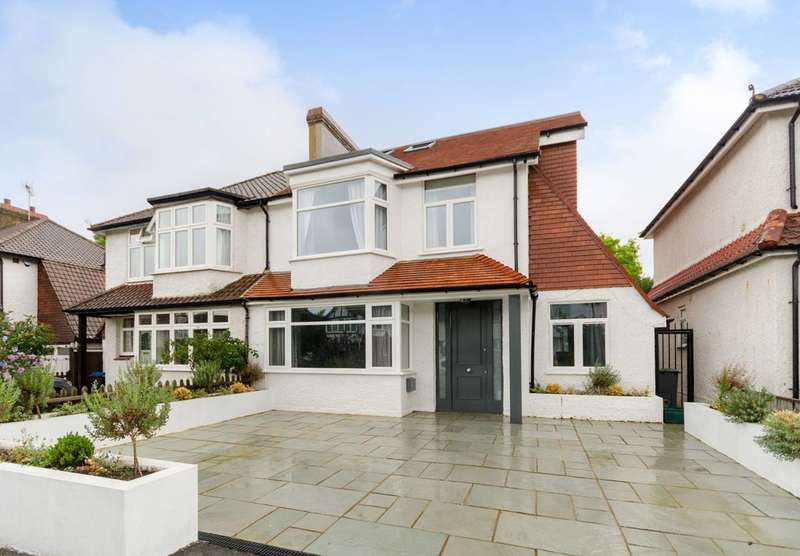 Semi Detached in  Berrylands  Surbiton  KT5  Richmond