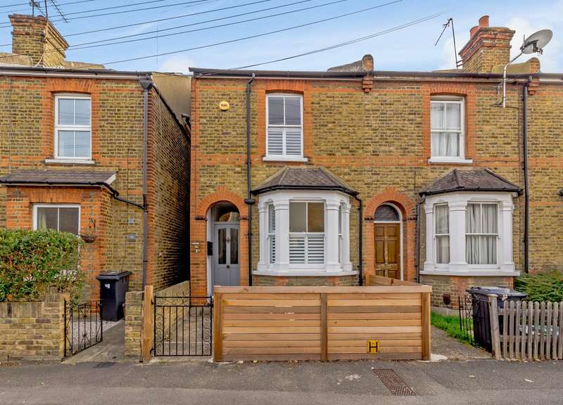 Terraced house in  York Road  Kingston Upon Thames  KT2  Richmond