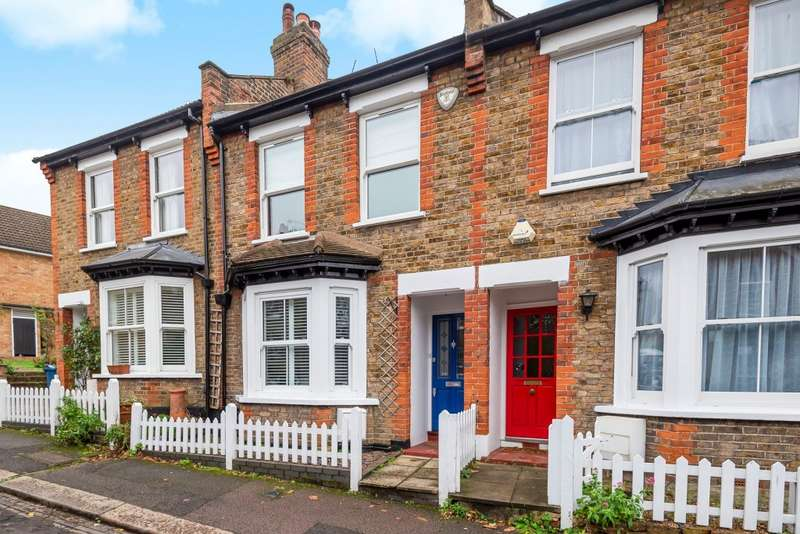 Terraced house in  Kingsfield Road  Harrow  HA1  Richmond
