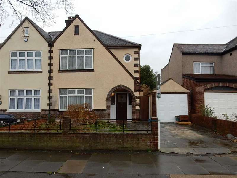 Semi Detached in  Melbury Avenue  Southall  Middlesex  UB2  Richmond