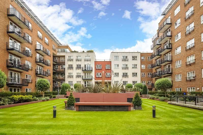 Flat in  Seven Kings Way  Ham  Kingston Upon Thames  KT2  Richmond