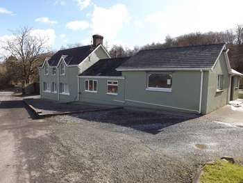 Commercial Property for sale in PEN-Y-FFIN HOUSE, Nantgaredig, CARMARTHENSHIRE, SOUTH WEST WALES
