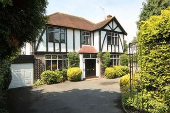 5 Bedrooms Detached House for sale in West Drive, Harrow Weald