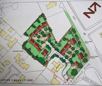Land Commercial for sale in Heathwood Road, Higher Heath
