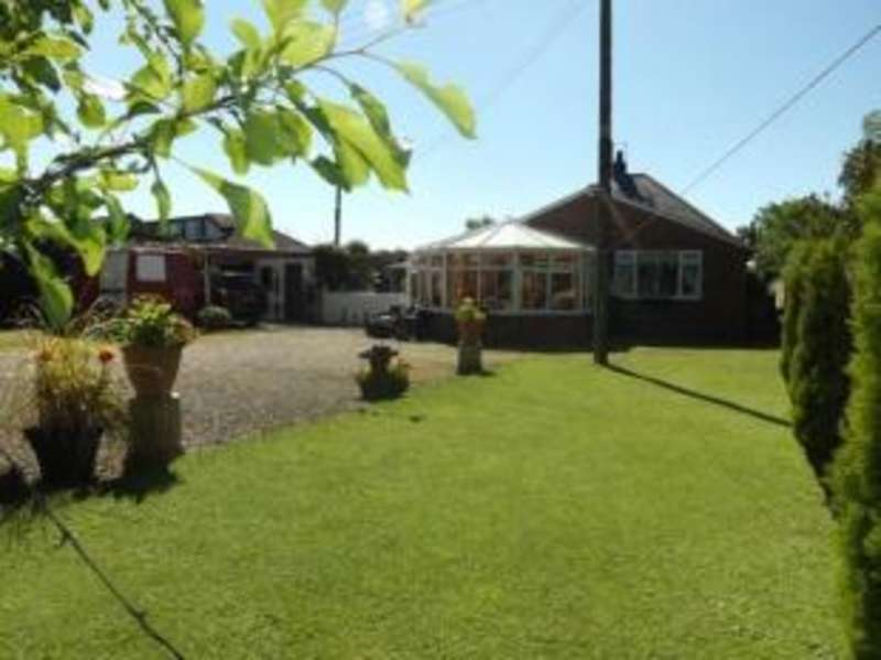 4 Bedrooms Bungalow for sale in Scurragh Lane, Skeeby, Richmond, North Yorkshire