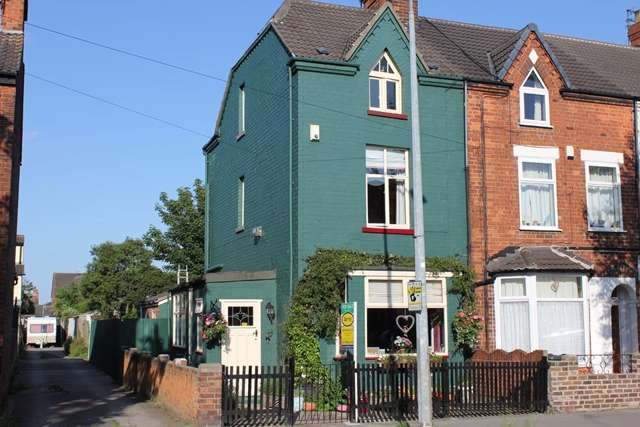 3 Bedrooms End Of Terrace House for sale in 210 Albert Avenue, Hull, HU3 6QA. Amazing traditional 3 bedroom end terrace property