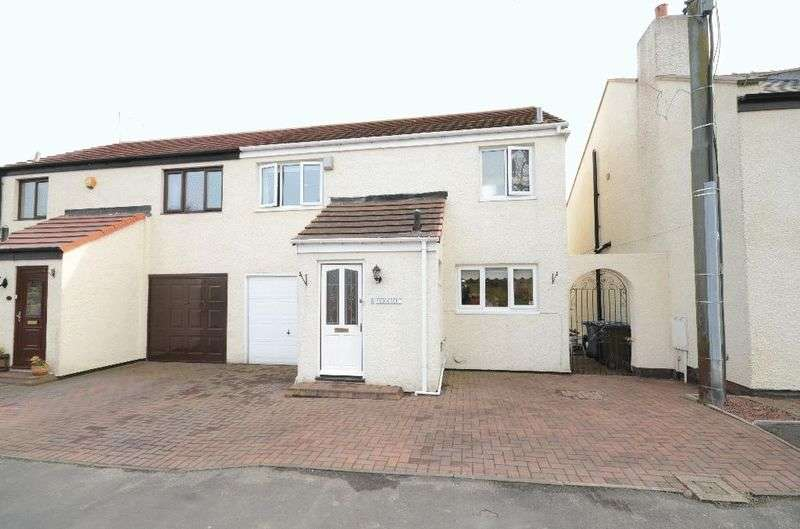 3 Bedrooms Semi Detached House for sale in Avoncroft Close, Seaham