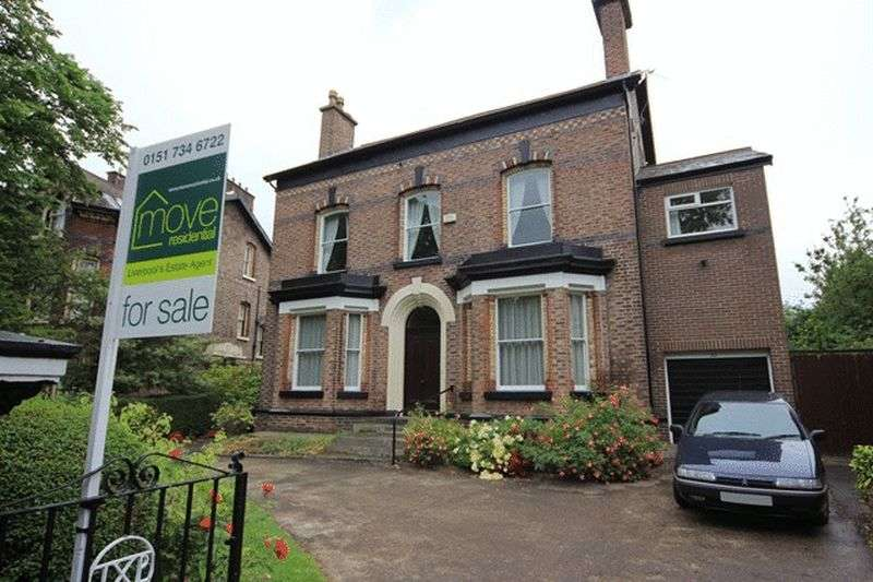7 Bedrooms Detached House for sale in North Drive, Wavertree, Liverpool, L15