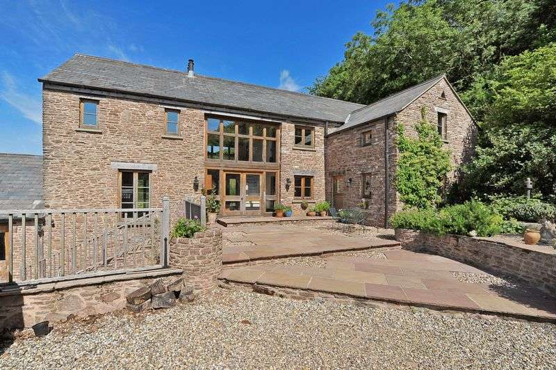 4 Bedrooms Detached House for sale in MONMOUTH UNDER 3 MILES