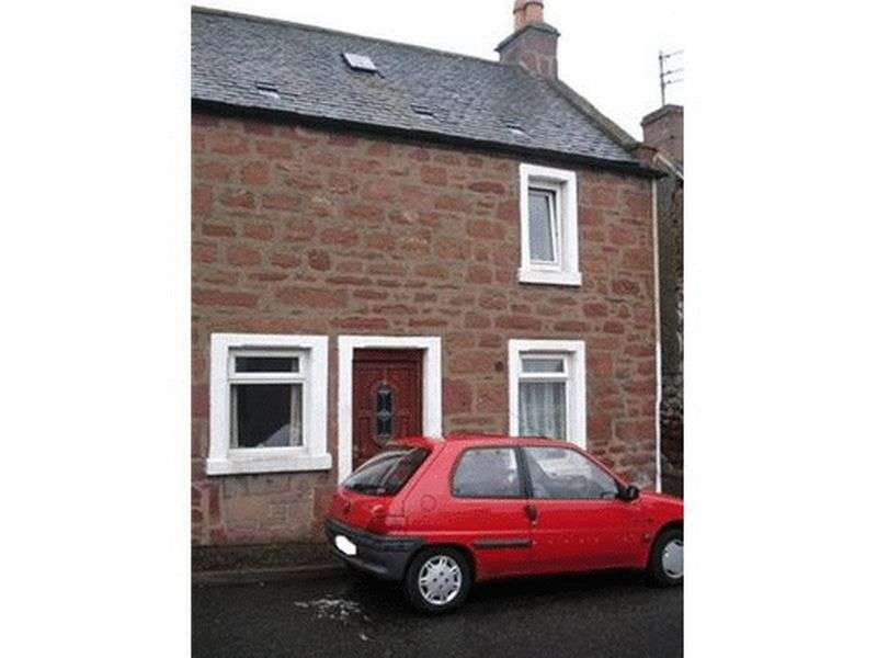 2 Bedrooms Terraced House for sale in Glengate, Kirriemuir