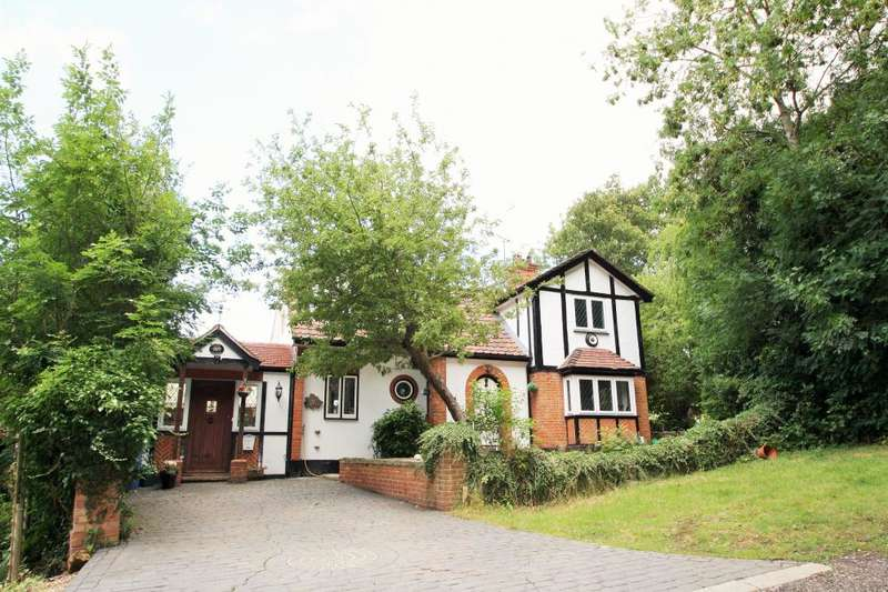 4 Bedrooms House for sale in BIRDS COTTAGE, CRABTREE HILL, RM4