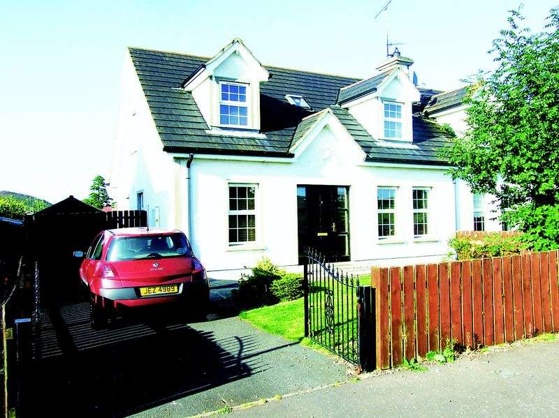 4 Bedrooms Semi Detached House for sale in Eden Valley, Newry