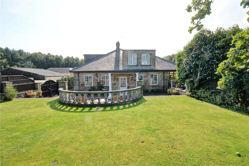5 Bedrooms Detached House for sale in Beamish, Chester le Street, Co Durham, DH9