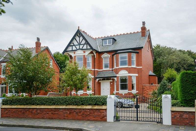 6 Bedrooms Detached House for sale in Grosvenor Road, Birkdale, Southport