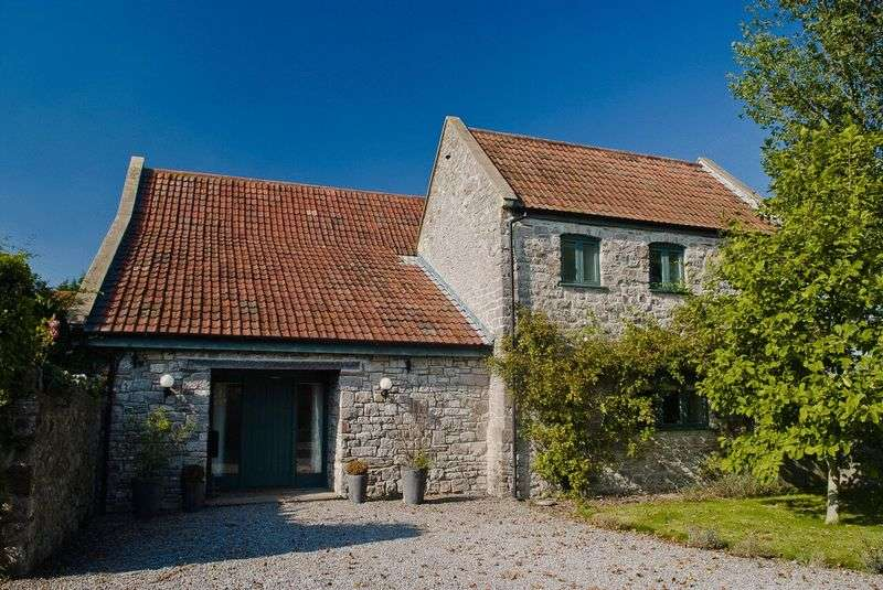 4 Bedrooms Detached House for sale in Wick St. Lawrence, North Somerset