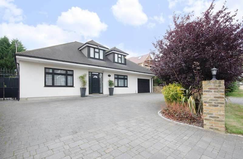 6 Bedrooms Detached House for sale in Highfield Drive, Ickenham, UB10