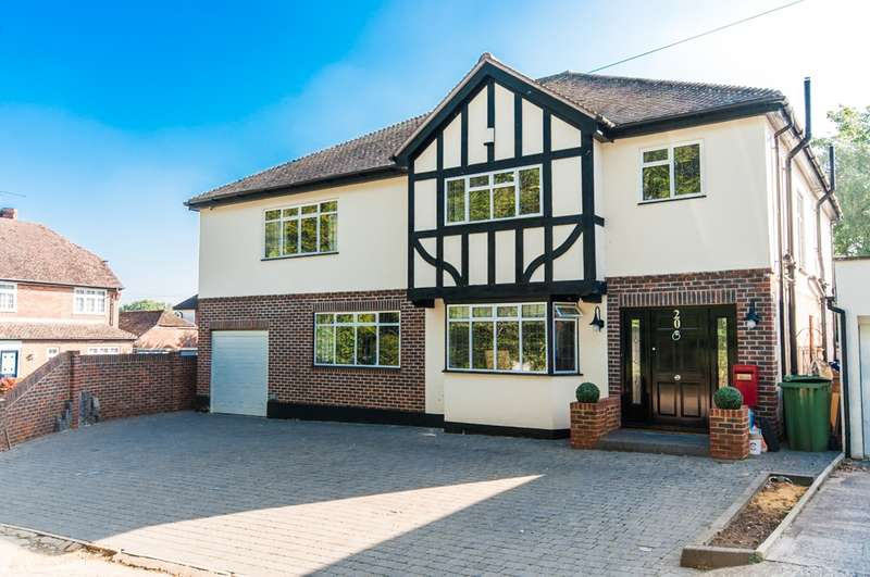 5 Bedrooms Detached House for sale in The Close, Uxbridge, Middlesex, UB10