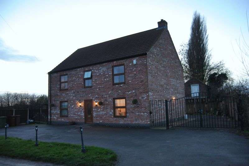 4 Bedrooms Detached House for sale in Washinghall Lane, Scunthorpe