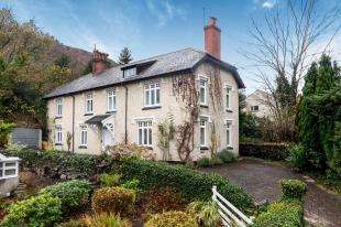 4 Bedrooms Detached House for sale in Trefriw, Conwy, LL27