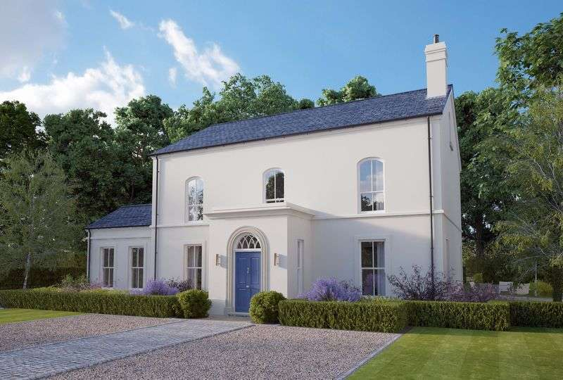 5 Bedrooms Detached House for sale in First Phase - Detached House