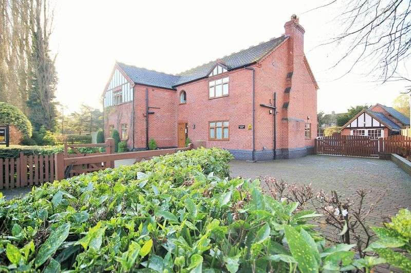 5 Bedrooms Detached House for sale in Sedgeford, Whitchurch