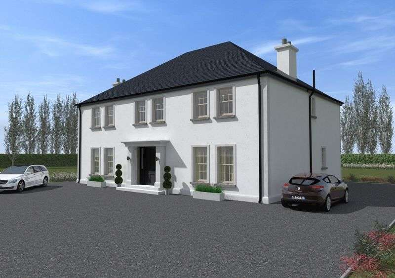 4 Bedrooms Land Commercial for sale in New Build adj to 142 Saintfield Road, BT27 6UH