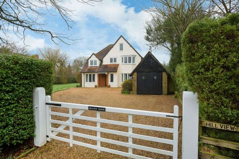 6 Bedrooms Detached House for sale in Potter Row, Great Missenden