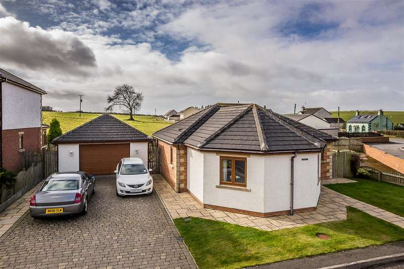 3 Bedrooms Bungalow for sale in Craika Close, Dearham, Maryport
