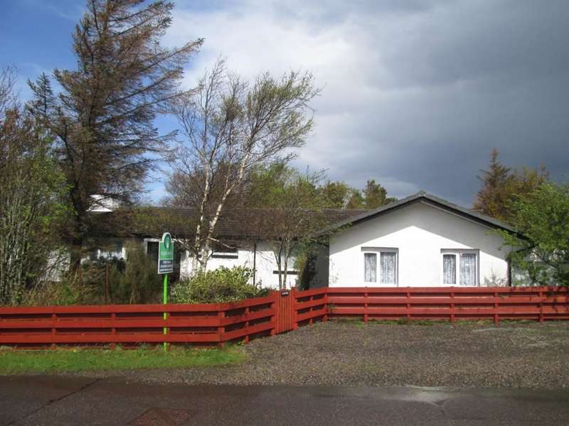 5 Bedrooms Detached Bungalow for sale in Cartmel, Aultbea, Achnasheen, IV22