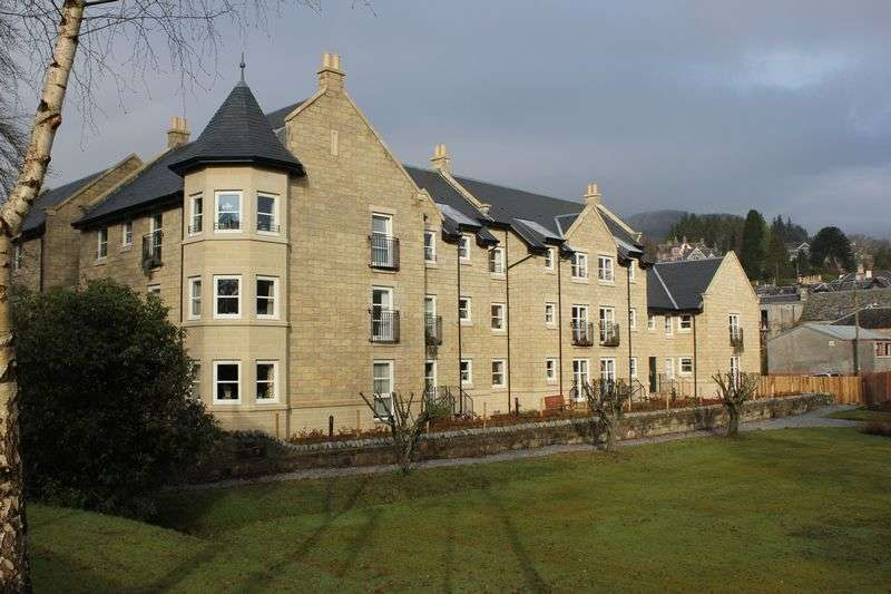 1 Bedroom Retirement Property for sale in Fishersview Court, Pitlochry, PH16 5AN