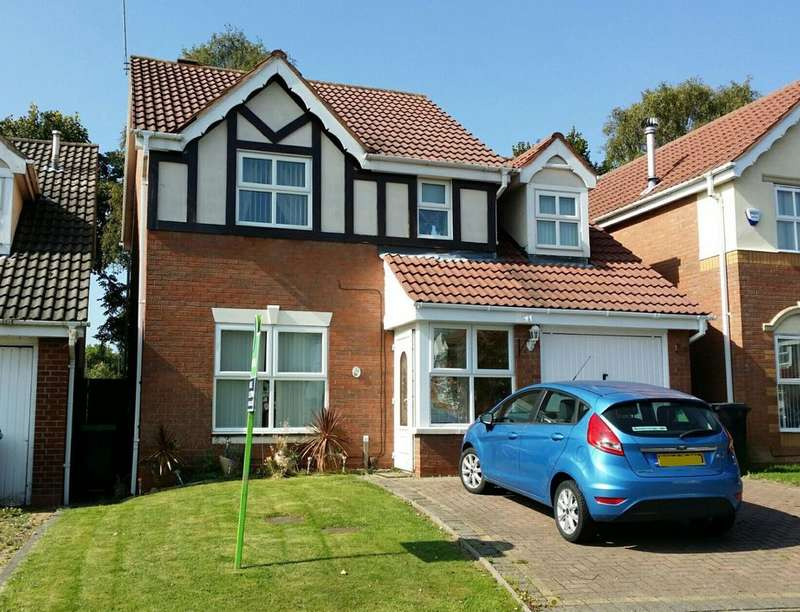 4 Bedrooms Detached House for sale in Bartleet Road, Smethwick, B67