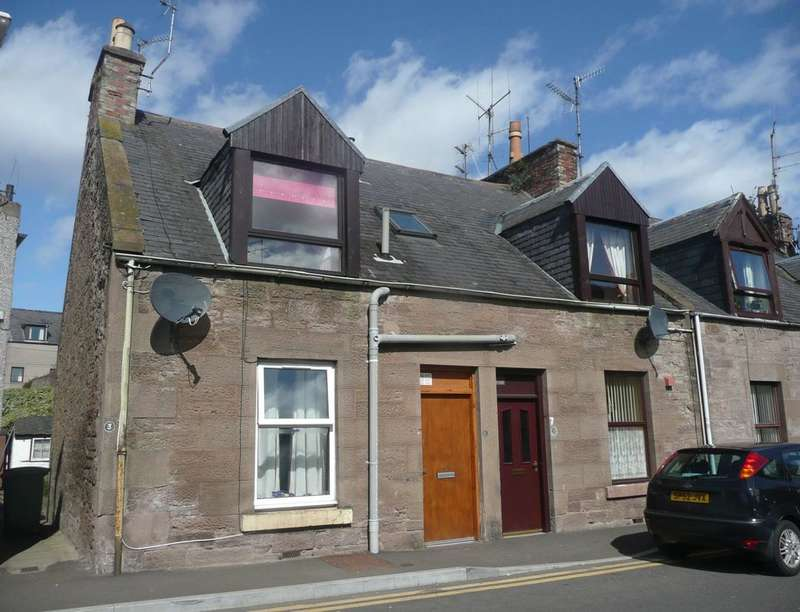 2 Bedrooms Flat for sale in Damacre Road, Brechin, DD9