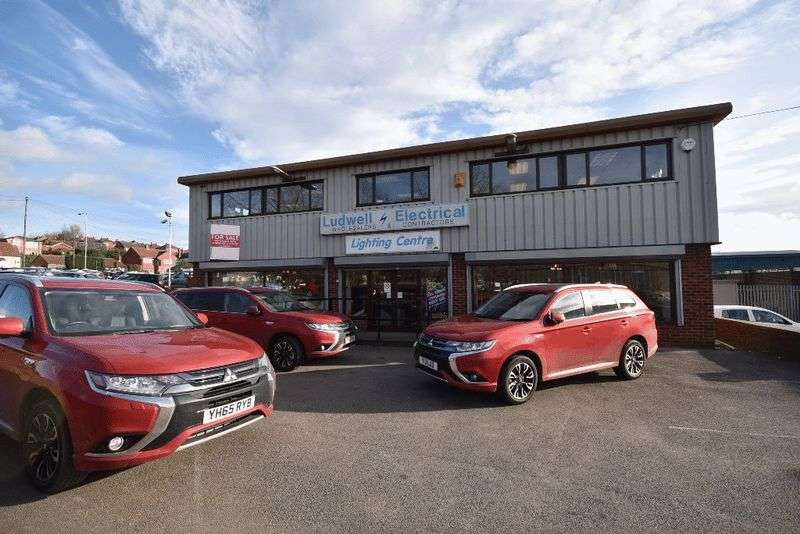 Commercial Property for sale in Carr Wood Road, Castleford