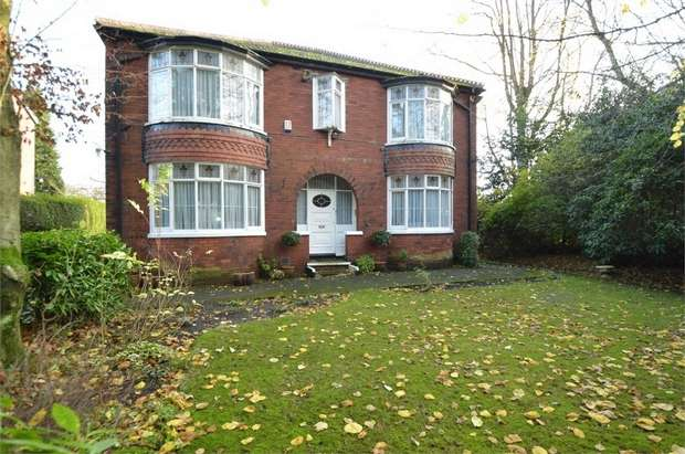5 Bedrooms Detached House for sale in New Hall Road, Salford, Greater Manchester