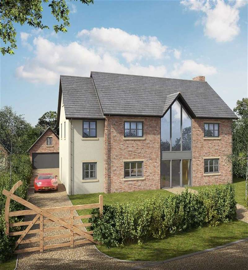 5 Bedrooms Property for sale in Ballam Oaks, Lytham