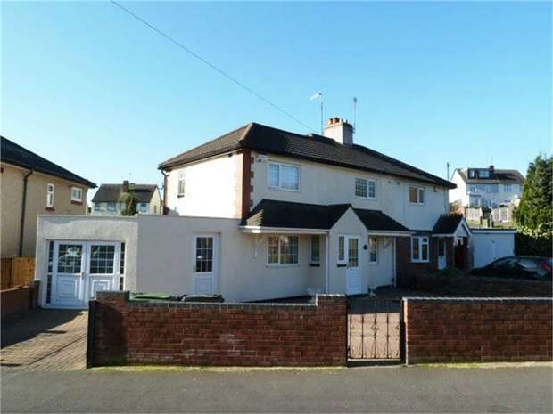 3 Bedrooms Semi Detached House for sale in Durham Road, Dudley, West Midlands