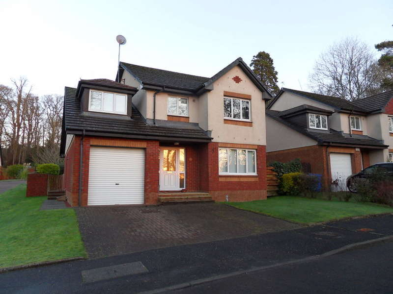 4 Bedrooms Detached House for sale in Roman Road, Ayr, KA7