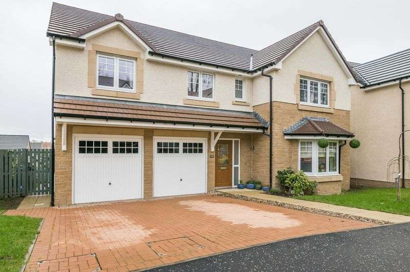 5 Bedrooms Detached House for sale in 53 Inchgarvie Avenue, Burntisland, Fife, KY3 0BX